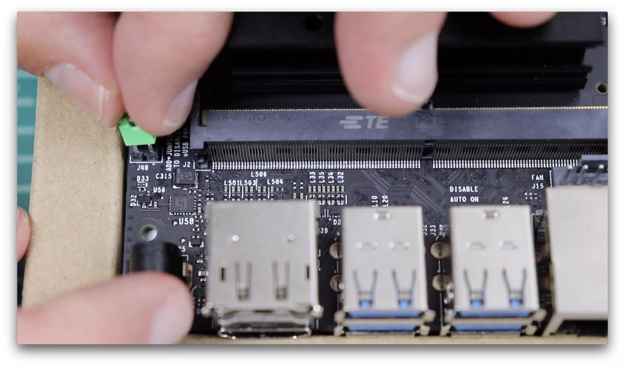 Nvidia Jetson Nano环境配置 | Hanjie's Blog